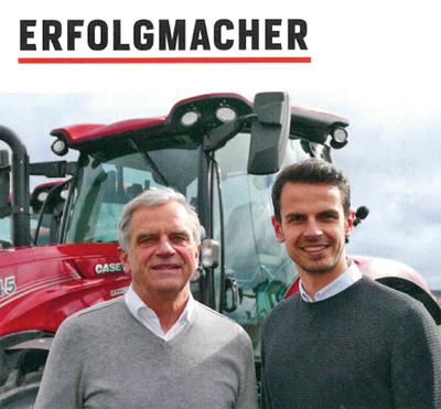 Bericht Agrartechnik   /    Die 5. Generation